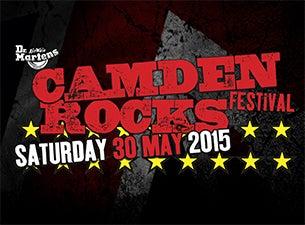 Camden Rocks FestivalTickets