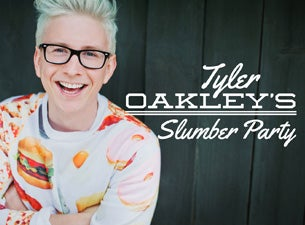 Tyler Oakley Tickets