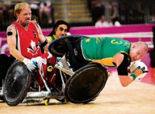 BT World Wheelchair Rugby Challenge Tickets