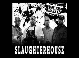 Slaughterhouse Tickets