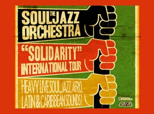 The Souljazz Orchestra Tickets