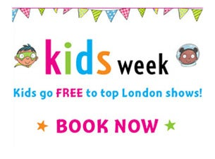 Kids Week Tickets