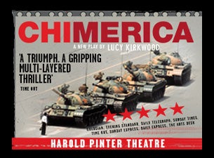 Chimerica Tickets