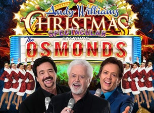Andy Williams Christmas Spectacular Tickets