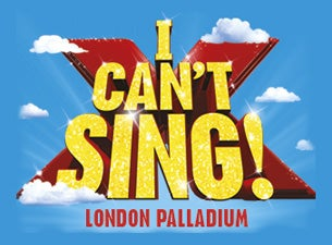 I Can't Sing!Tickets