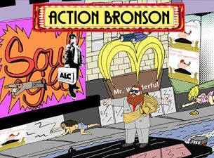 Action BronsonTickets
