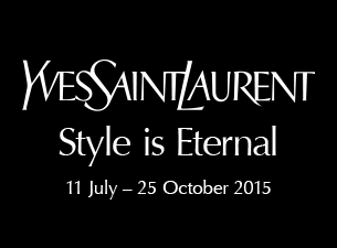 Yves Saint Laurent Style Is Eternal Tickets