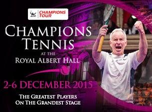 Champions TennisTickets