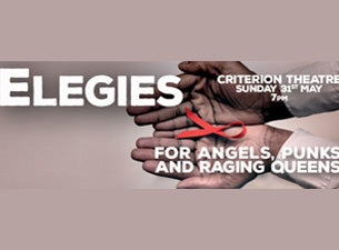 Elegies for Angels, Punks and Raging Queens Tickets