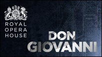 Don Giovanni Tickets