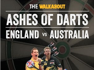 Ashes of Darts Tickets