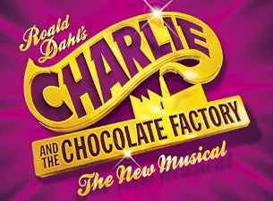 Charlie And Chocolate Factory Broadway Ticket Master