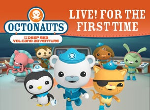 Octonauts Tickets