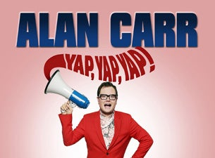 Alan Carr Tickets