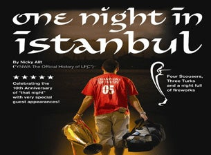 One Night In Istanbul Tickets