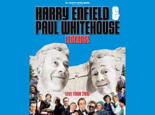 Harry Enfield & Paul Whitehouse Tickets