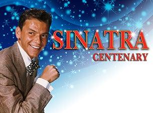 Sinatra CentenaryTickets