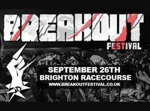 Breakout FestivalTickets