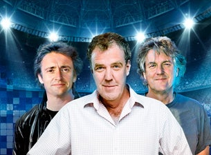 Clarkson, Hammond & May Live Tickets