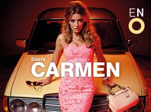 Carmen - English National OperaTickets