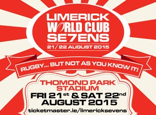 Limerick World Club Sevens Tickets