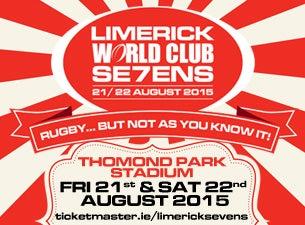 Limerick World Club SevensTickets