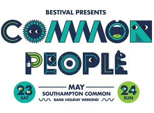 Common People Tickets