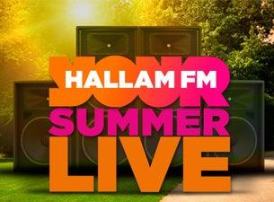 Hallam FM Summer LiveTickets