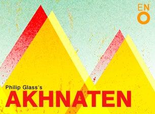 Akhnaten - English National OperaTickets