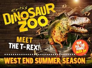 Dinosaur ZooTickets