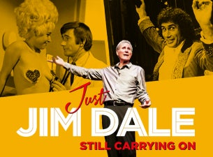 Jim Dale Tickets
