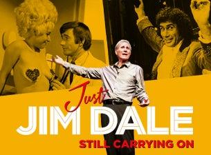 Jim DaleTickets