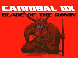 Cannibal Ox Tickets
