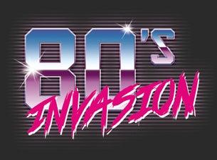 80s InvasionTickets