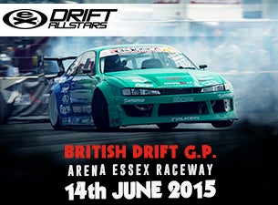 Drift Allstars Championship Tickets