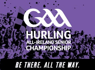 GAA Hurling ChampionshipTickets