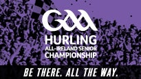 GAA Hurling Championship Tickets