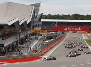 Formula 1 British Grand Prix Tickets
