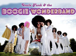 Uncle Funk & the Boogie Wonderland Tickets