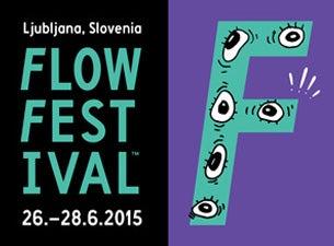 Flow Festival LjubljanaTickets