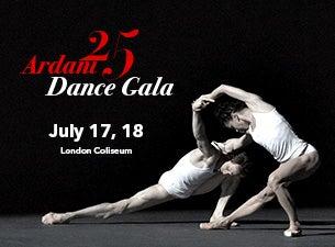 Ardani 25 Dance GalaTickets