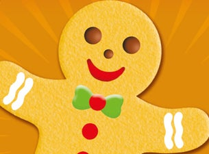 David Woods Storytime - the Gingerbread Man Tickets