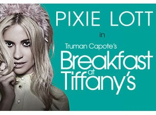 Breakfast At Tiffany's Live Tickets