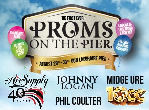 Proms On the Pier Tickets