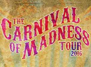 Carnival of Madness Tickets