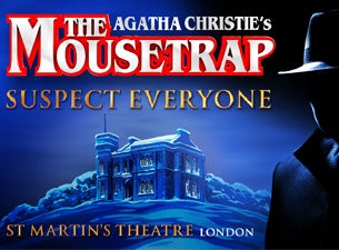 Kids Week Show and Activity - The Mousetrap (PG) Tickets