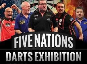 Darts Legends Tickets