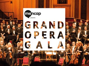 Mencap Grand Opera Gala Tickets