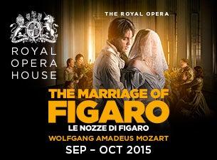 Le nozze di FigaroTickets