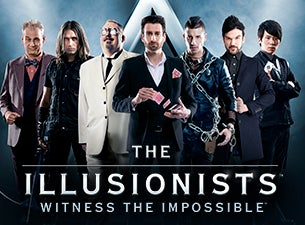The IllusionistsTickets